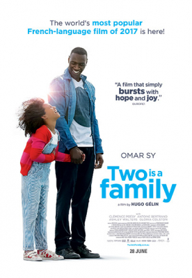 Two Is a Family หนึ่งห้องใจ ให้สองคน (2016)