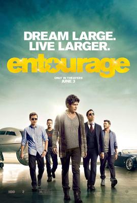 Entourage The Movie เอนทูราจ กอดคอกันดัง (2015)