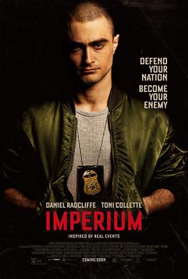 Imperium สายลับขวางนรก (2016)