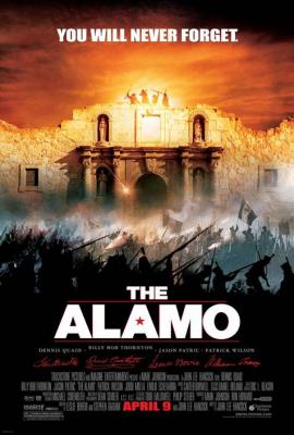 The Alamo ศึกอลาโม่ สมรภูมิกู้แผ่นดิน (2004)