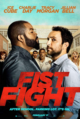 Fist Fight ครูดุดวลเดือด (2017)