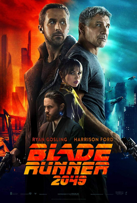 Blade Runner 2049 เบลด รันเนอร์ 2049 (2017)