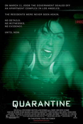 Quarantine1 ปิดตึกสยอง ภาค1 (2008)