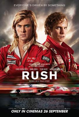 Rush อัดเต็มสปีด (2013)