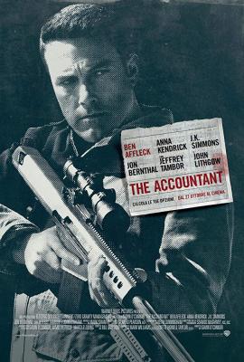 The Accountant อัจฉริยะคนบัญชีเพชฌฆาต (2016)