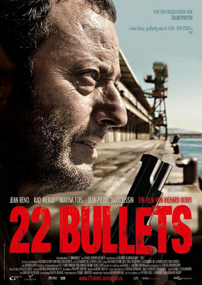 22 Bullets 22 นัด ยมบาลล้างยมบาล (2010)