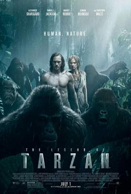 The Legend of Tarzan ตำนานแห่งทาร์ซาน (2016)
