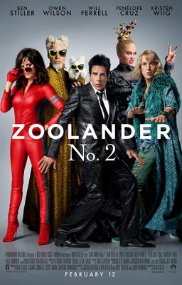 Zoolander 2 ซูแลนเดอร์ 2: เว่อร์วังอลังการ (2016)