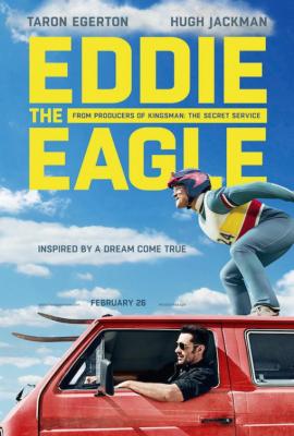 Eddie the Eagle ยอดคนสู้ไม่ถอย (2016)