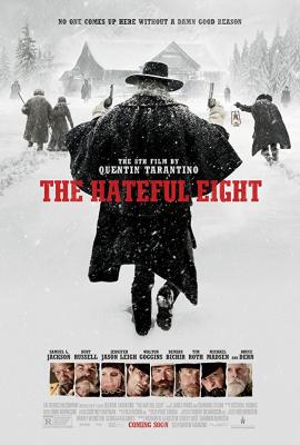 The Hateful Eight 8 พิโรธ โกรธแล้วฆ่า (2015)