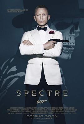 Spectre องค์กรลับดับพยัคฆ์ร้าย (2015)
