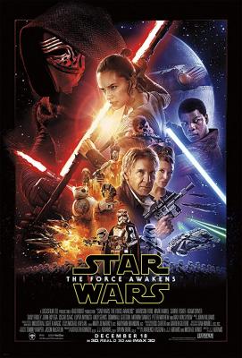 Star Wars : The Force Awakens สตาร์ วอร์ส : อุบัติการณ์แห่งพลัง (2015)
