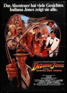 Indiana Jones and Temple of Doom 2 ขุมทรัพย์สุดขอบฟ้า ภาค 2 ตอน ถล่มวิหารเจ้าแม่กาลี (1984)
