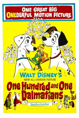 101 Dalmatians ทรามวัย กับไอ้ด่าง (1961)