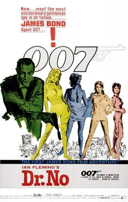 Dr. No พยัคฆ์ร้าย 007 (1962)