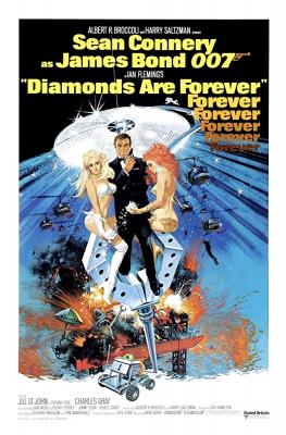 Diamonds Are Forever 007 เพชรพยัคฆราช (1971)