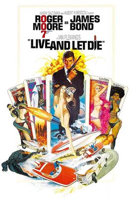 Live and Let Die พยัคฆ์มฤตยู 007 (1973)