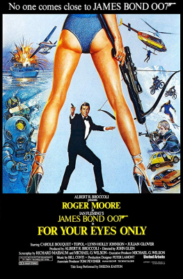 For Your Eyes Only 007 เจาะดวงตาเพชฌฆาต (1981)