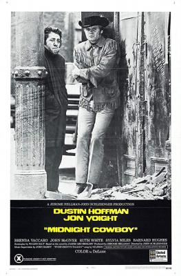 Midnight Cowboy คาวบอยตกอับย่ำกรุง (1969)