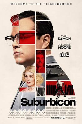 Suburbicon พ่อบ้านซ่าส์ บ้าดีเดือด (2017)