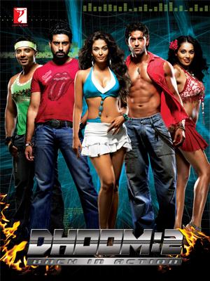 Dhoom2 ดูมเหิรฟ้าห้านรก ภาค2 (2006)