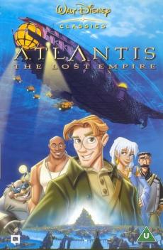 Atlantis: The Lost Empire แอตแลนติส: ผจญภัยอารยนครสุดขอบโลก (2001)