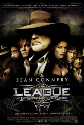 The League of Extraordinary Gentlemen เดอะ ลีค มหัศจรรย์ชน คนพิทักษ์โลก (2003)