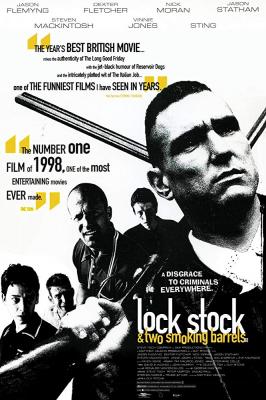 Lock, Stock and Two Smoking Barrels สี่เลือดบ้า มือใหม่หัดปล้น (1998)