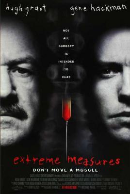 Extreme Measures ฉีกกฎอำมหิต (1996)