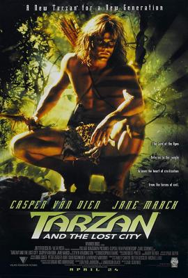 Tarzan and the Lost City ทาร์ซาน ผ่าขุมทรัพย์ 1,000 ปี (1998)