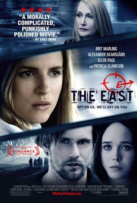 The East ทีมจารชนโค่นองค์กรโฉด (2013)