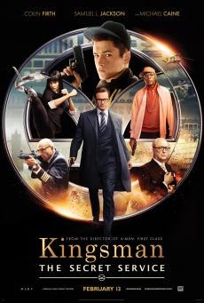 Kingsman: The Secret Service คิงส์แมน โคตรพิทักษ์บ่มพยัคฆ์ (2014)