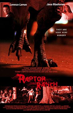Raptor Ranch ฝูงแรพเตอร์ขย้ำเมือง (2013)