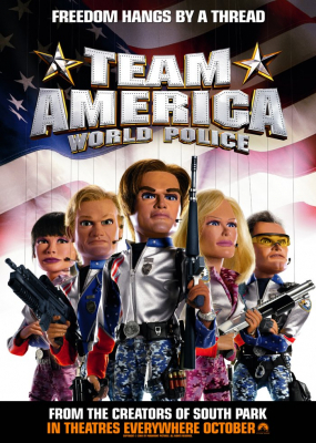 Team America: World Police หน่วยพิทักษ์ กู้ภัยโลก (2004)