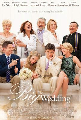 The Big Wedding พ่อตาซ่าส์ วิวาห์ป่วง (2013)