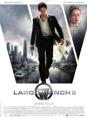 Largo Winch2 รหัสสังหาร ยอดคนเหนือเมฆ ภาค2 (2011)