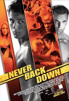 Never Back Down สู้โค่นสังเวียน ภาค1 (2008)