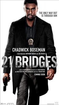 21 Bridges เผด็จศึกยึดนิวยอร์ก (2019)