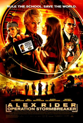 Alex Rider Stormbreaker ยอดจารชนดับแผนล้างโลก (2006)