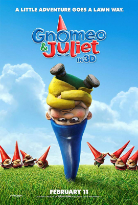 Gnomeo & Juliet โนมิโอ แอนด์ จูเลียต (2011)
