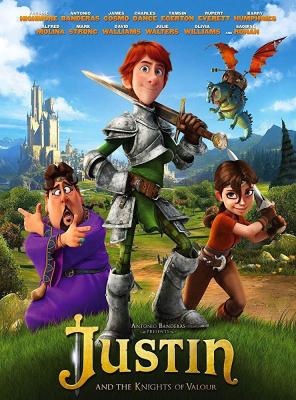 Justin and the Knights of Valour จัสติน อัศวินวัยเกรียน (2013)