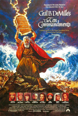 The Ten Commandments บัญญัติ 10 ประการ (1956)