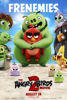 The Angry Birds Movie 2 แอ็งกรี เบิร์ดส เดอะ มูวี่ 2 (2019)