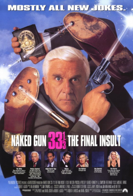Naked Gun 33 1/3 The Final Insult ปืนเปลือย ภาค 3 ตอนจบไม่ลง (1994)