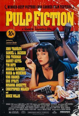 Pulp Fiction เขย่าชีพจรเกินเดือด (1994)