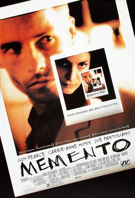 Memento ภาพหลอนซ่อนรอยมรณะ (2000)