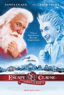 The Santa Clause 3: The Escape Clause ซานตาคลอส ภาค3: อิทธิฤทธิ์ปีศาจคริสต์มาส (2006)