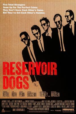 Reservoir Dogs ขบวนปล้นไม่ถามชื่อ (1992)