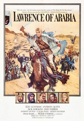 Lawrence of Arabia ลอเรนซ์แห่งอาราเบีย (1962)