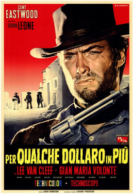 For a Few Dollars More นักล่าเพชรตัดเพชร (1965)